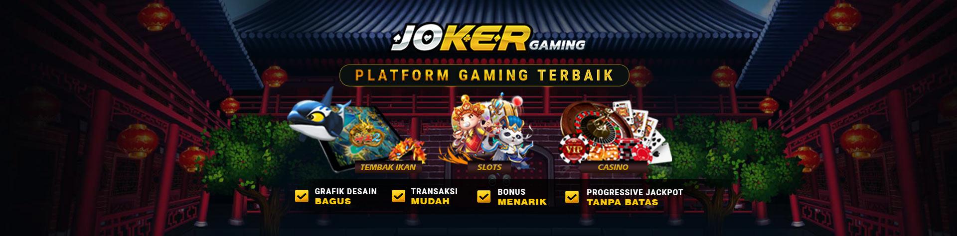 Banner Joker123 - Betberry